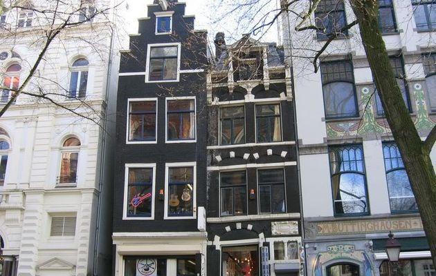 Amsterdam avril 2006.