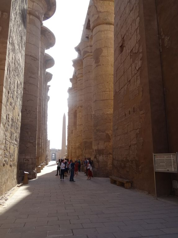 Album photos - Egypte 2019