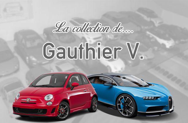La collection hétéroclite au 1/18 de Gauthier V.