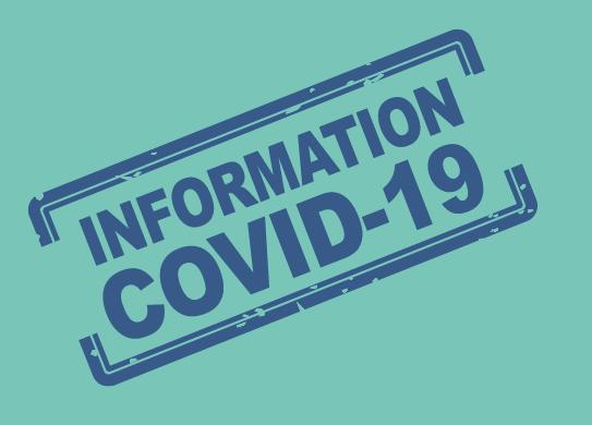 INFOS COVID JANVIER 2021