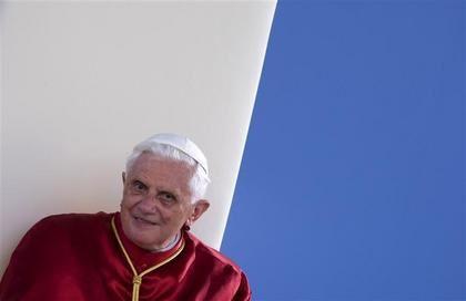 Benoit XVI en France