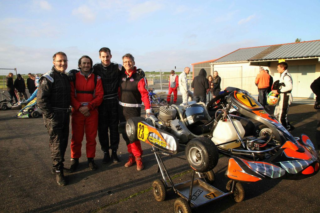 Endurance KFS Angerville: photos