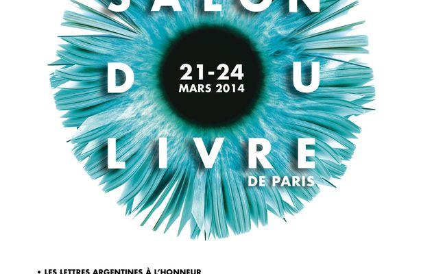 Salon du livre 2014 (giveaway inside)