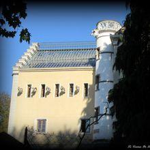 Château de Thézieu (38300 Bourgoin-Jallieu en Isère)