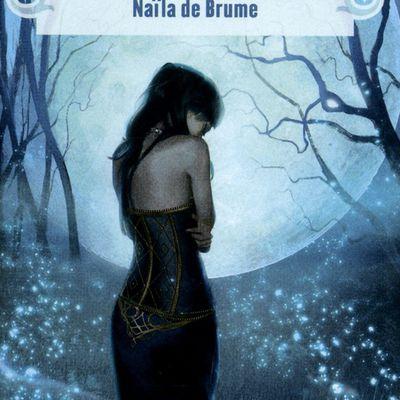 Série : Filles de Lune-Tome 1 «Naïla de Brume» de Elisabeth TREMBLAY