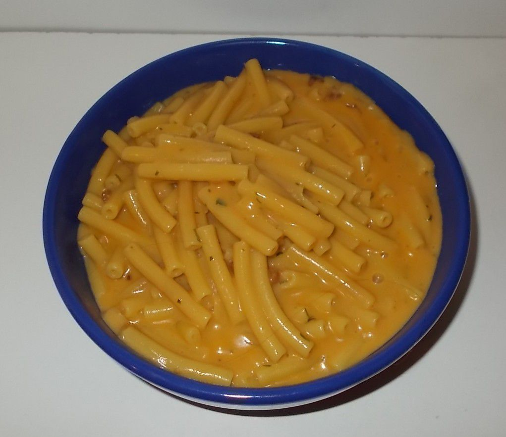 Penny Mike Mitchell's Bacon Macaroni