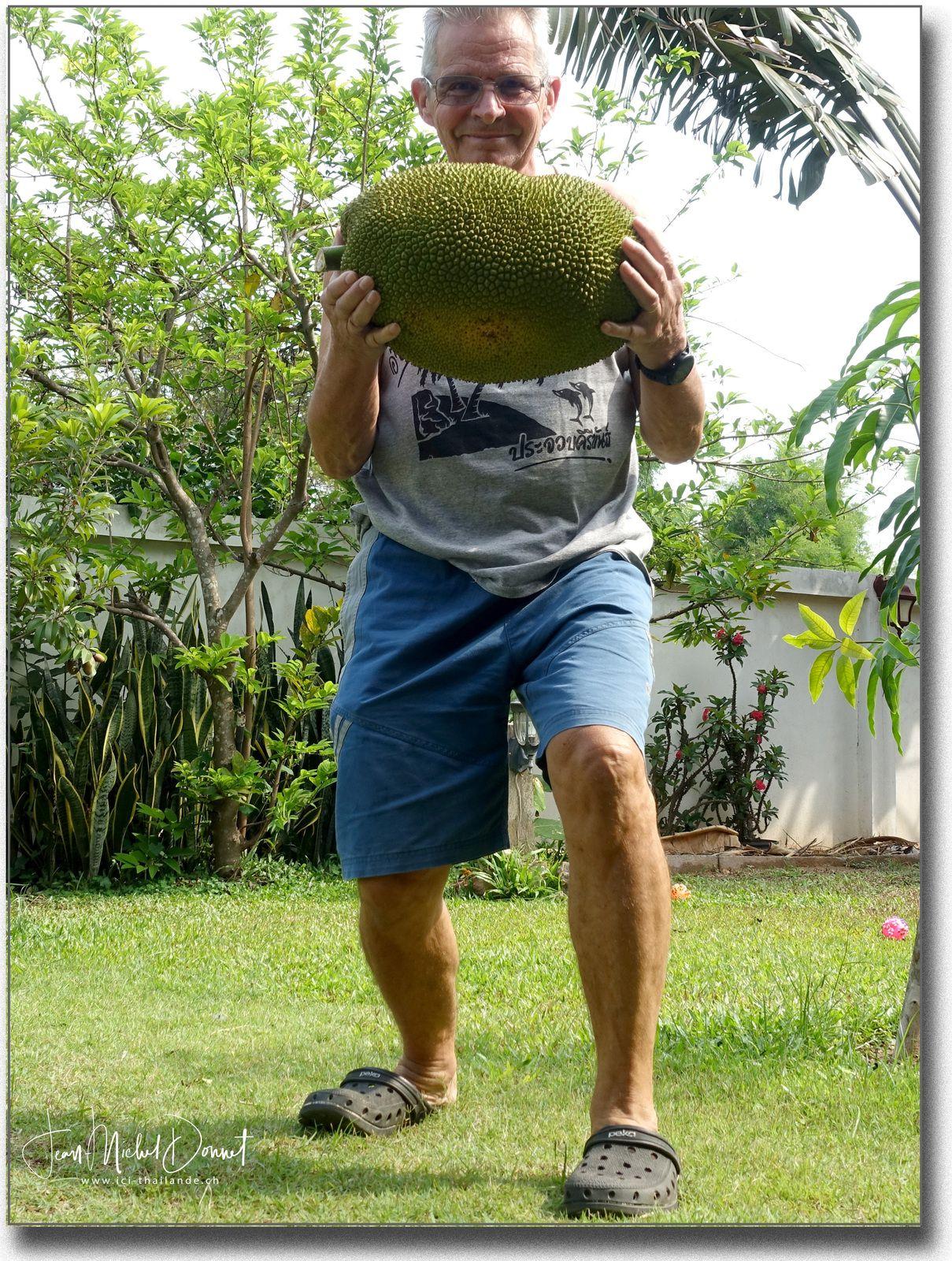 Ce n'est point la pierre d'Uspunnen (Thaïlande)