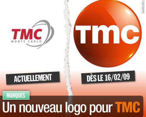 Un nouveau logo pour TMC