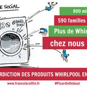 Pétition : Pour l'interdiction des produits Whirlpool sur le territoire français