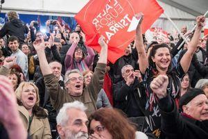 Le jour de gloire est arrivé pour Syriza