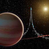 Vie extraterrestre peut être caché dans les nuages de froid « étoiles impossible »