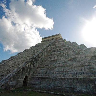 On the road again - to Chichen Itza