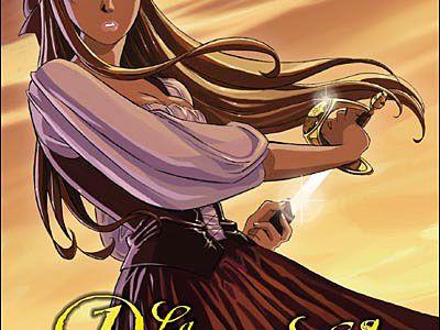 La rose écarlate, BD en bientôt 6 tomes, de Patricia Lyfoung