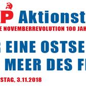 Journée d'action du Parti communiste allemand (DKP) pour les 100 ans de la Révolution de Novembre et du KPD - Solidarité Internationale PCF