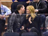 Tiësto photos with Annmarie Nitti at Madison Square Garden