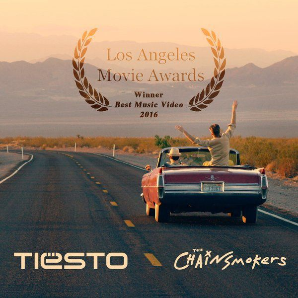 Los Angeles Awards / Best Music Vidéo forTiësto & The Chainsmokers - Split