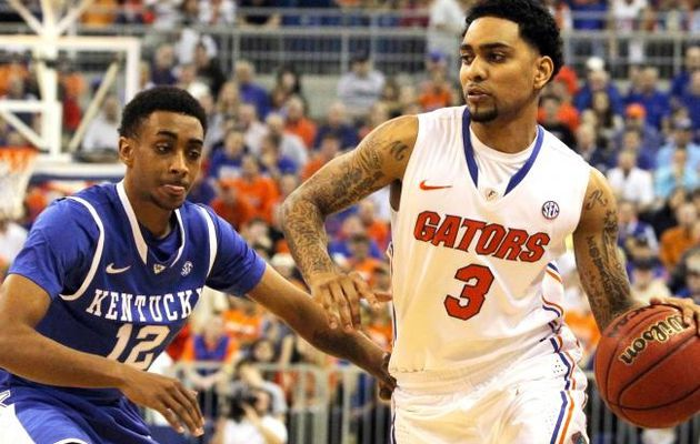 Florida s'impose facilement contre Kentucky