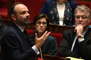 Le Président de la République laisse Edouard Philippe dans l'arène ce mercredi 11 décembre à 12 h - Après un long discours de près de une heure... personne n'est convaincu