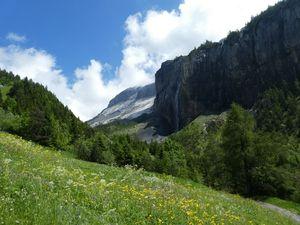 Alpinisme : face Nord du Doldenhorn