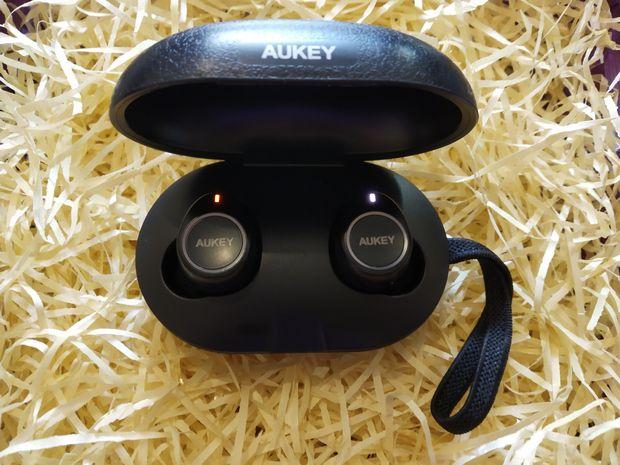 Photos du test des écouteurs True Wireless - Aukey EP-T20 @ Tests et Bons Plans