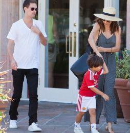 Miranda Kerr quer um bebe com o bilionario namorado Evan Spiegel