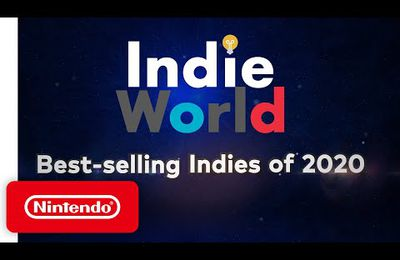 "Le Top 20 ""indé"" 2020 sur Switch"