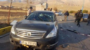 Le principal scientifique nucléaire iranien Mohsen Fahrizade assassiné alors qu'#Israël tente de provoquer la guerre