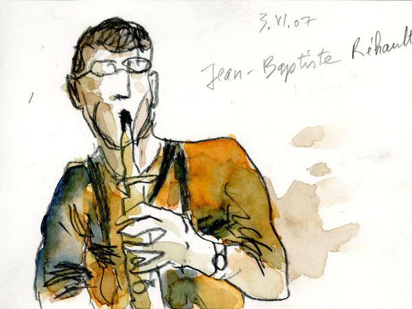 Vincent Boisseau quartet (La Fabrica'son, juin 2007)