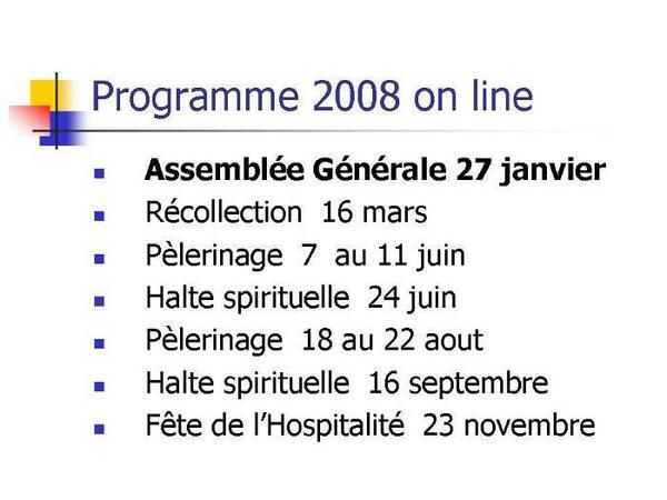 Album - 2007 01 27 - Assemblée Générale