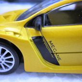RENAULT MEGANE TROPHY MONDO MOTORS 1/43 - car-collector.net