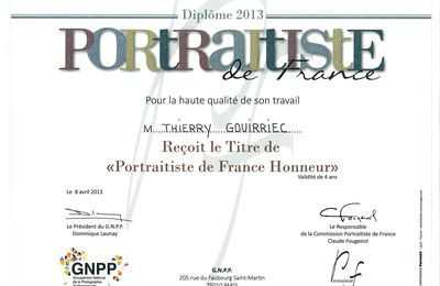 Portraitiste de France Honneur