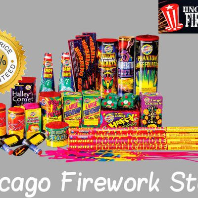 Fireworks Store IN - Why Us Fireworks?