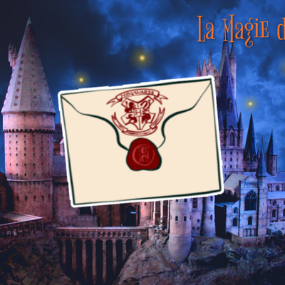 L'escape game Harry Potter sur Genially : Les volumes au Cycle 3 et début de cycle 4