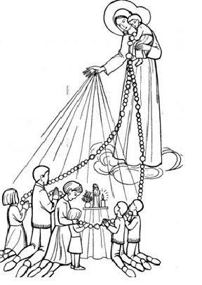 Le Pape Léon XIII et le Rosaire
