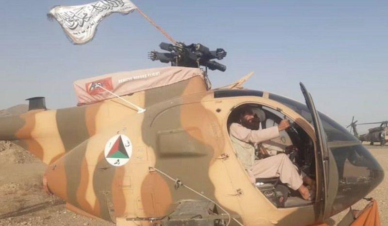 Comment les États-Unis ont armé l'Émirat islamique d'Afghanistan