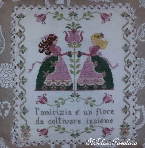 ... A proposito di ''fiori dell'amicizia''...