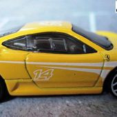 FERRARI 430 CHALLENGE HOT WHEELS 1/64. - car-collector.net: collection voitures miniatures