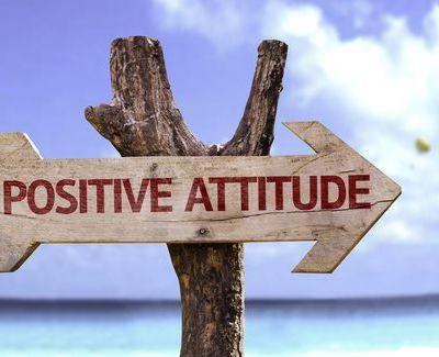 Une attitude positive avant tout