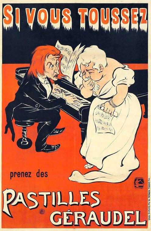 PUBLICITES : LES GRANDS NOMS DE L'AFFICHE... Eugène OGE