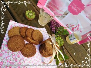Biscuits avoine & sarrasin