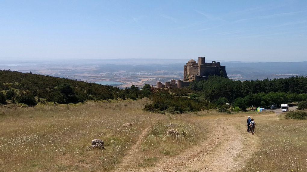 Une visite improvisée en Aragon