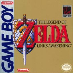 TEST #100 – THE LEGEND OF ZELDA – LINK'S AWAKENING (GB)