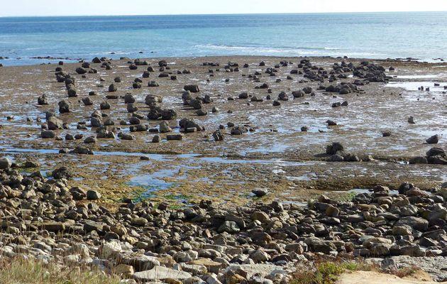 Promenade littorale entre Port Bourgenay et la plage du Veillon