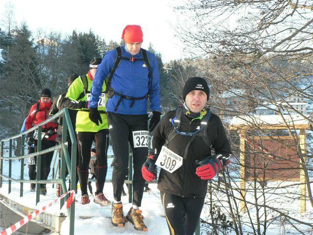 Trails des Lucioles de Galoche 4 février 2012