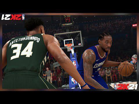 [ACTUALITE] NBA 2K21 - Démo jouable disponible pour les consoles de génération actuelle