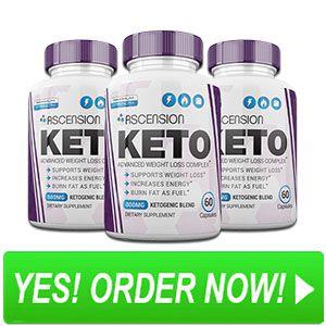Ascension Keto☑️ – Is Ascension Keto Pills Work?☑️