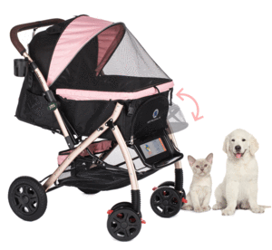 Stroller Training: Tips To Train Your Dog