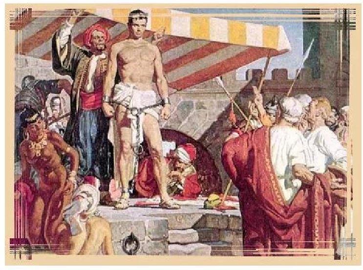 POURQUOI L'ESCLAVAGE S'EST EFFONDRÉ DANS LA ROME ANTIQUE ?