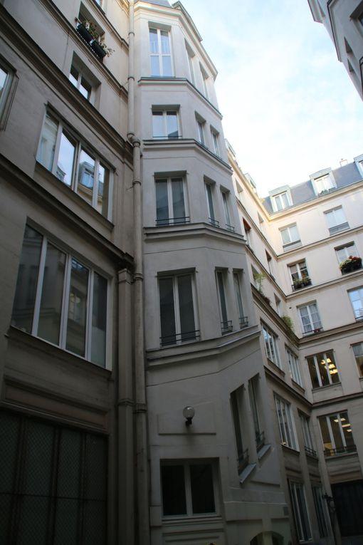 Le Sentier - Du métro Sentier au métro Grand Boulevard via le Passage des Panorama.