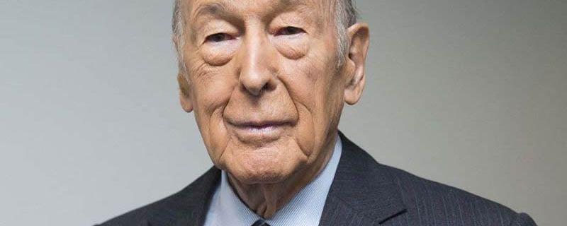 Valéry Giscard d'Estaing, ancien président de la République, est mort